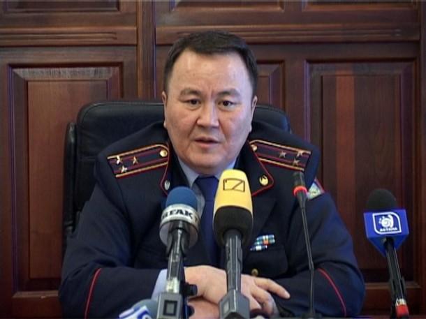Асқар Оспанов, ІІД-нің бастығы