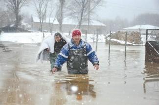 2012 жылы Ордабасы ауданын су басқан болатын