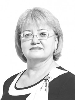 Фарида Шарафутдинова