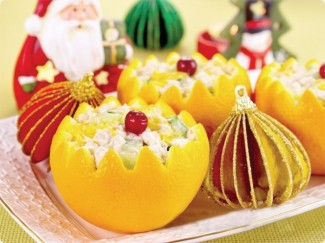 «Апельсин» салаты