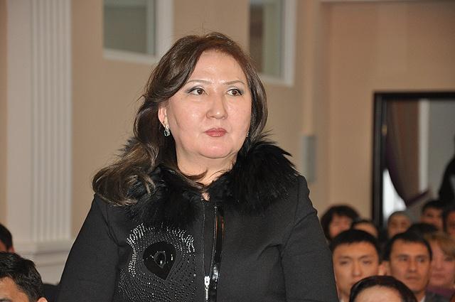 Әлия Бекпатша Облыстық соттың судьясы