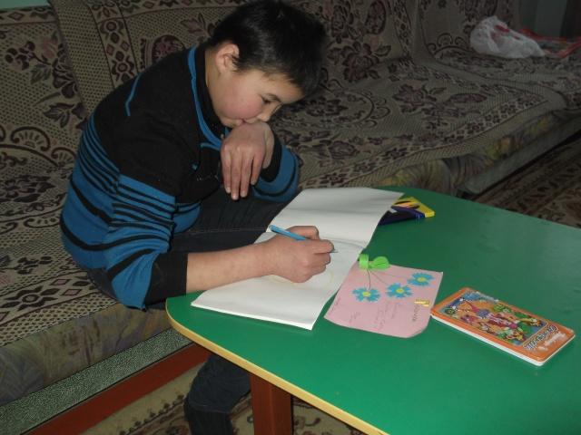 12 жасар Айсана Төлеби ауданынан жеткізілген