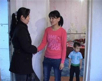 Науат Айбекова Жанеркенің отбасымен бірге Таскен ауылындағы үйінде тұрғысы келеді