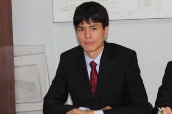 Студент Азамат Әлтаев