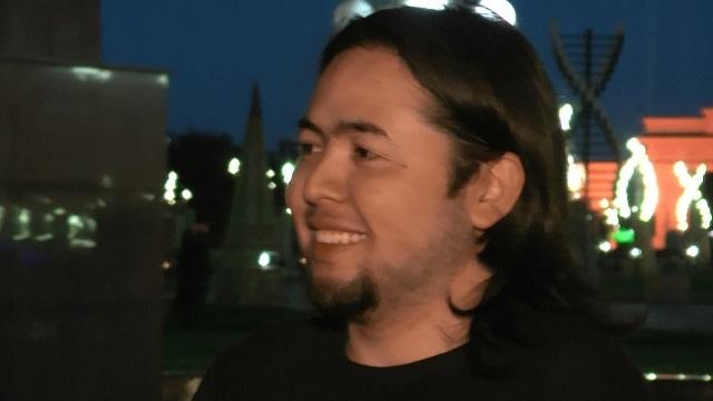 AitaberPress: Садық Шерімбек, ұйымдастырушылардың бірі