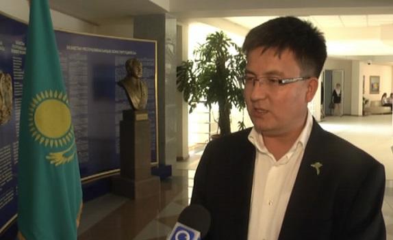 Шымкент қаласындағы химия-биология бағытындағы Назарбаев зияткерлік мектебінің директоры