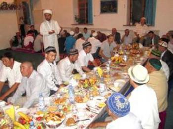 Мұсылмандар айт күндеріне үлкен мән береді