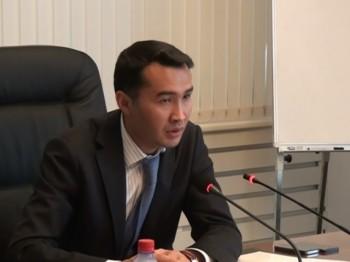Облыс әкімінің орынбасары - Сапарбек Тұяқбаев
