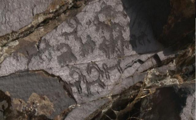 Тас бетіндегі таңбалар тарихымыздан тіл қатады