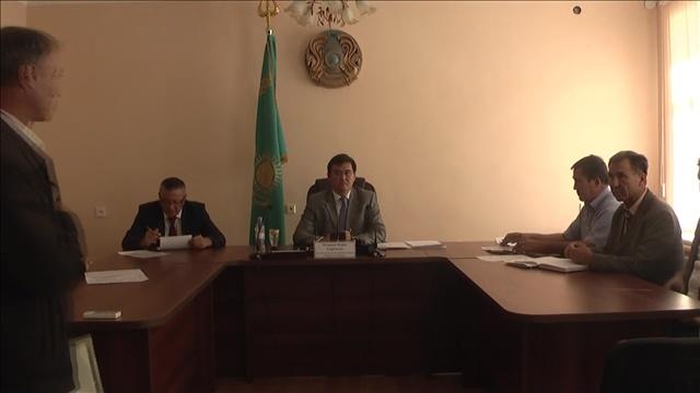 Облыс әкімінің бірінші орынбасары Берік Оспанов Сайрам ауданында қабылдау жүргізді