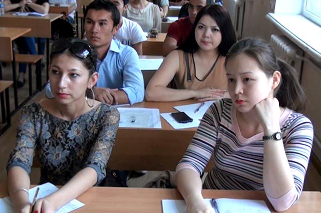 Шымкентте 106 мың студент бар