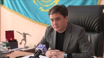 """Берік Омарбеков - """"Ордабасы"""" КФК президенті"""