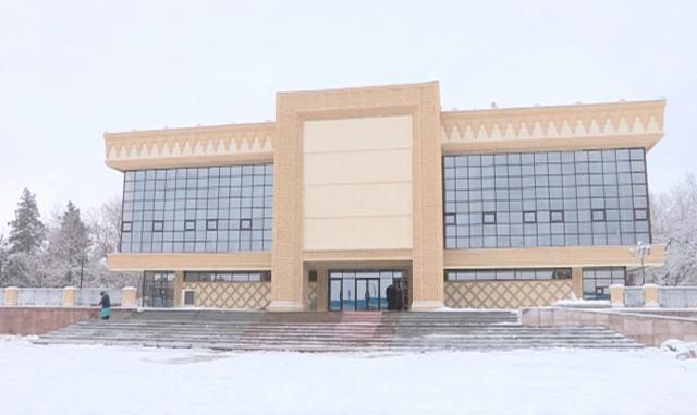 Шымкенттегі Жұмат Шанин атындағы облыстық қазақ драма театры