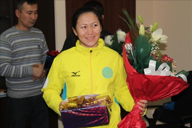 Жібек Арапбаева - Сочиге тек медаль үшін жол тартады