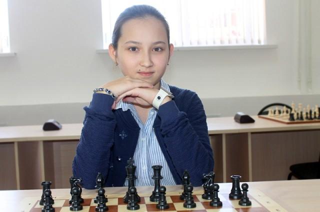 """""""Шахмат ханшайымы"""" Жансая Әбдімәлік"""