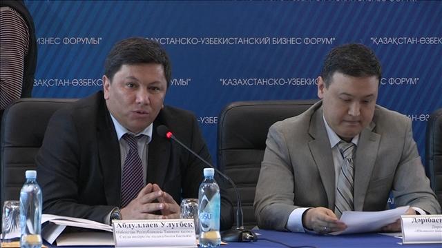 Өзбекстан мен Қазақстанның кәсіпкерлері өзара жұмыс жасауға дайын