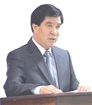 Жер қатынастары басқармасының басшысы Созақбай Әбдіқұлов