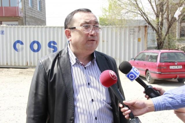 Бауыржан Байтанаев, Ә.Марғұлан атындағы археология институтының директоры