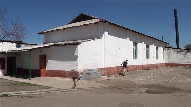 Спорт  залы ғимаратына 78 жыл