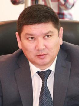 Ербол Садыр, облыс әкімінің орынбасары