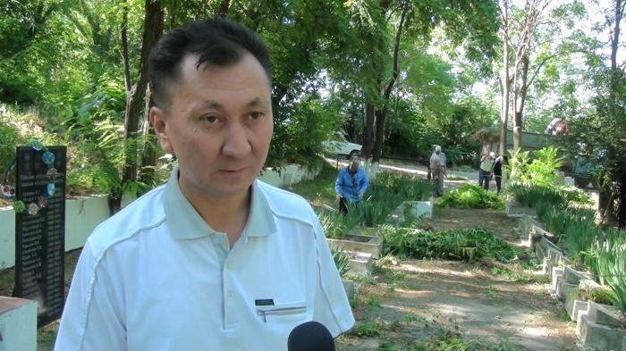 Еңбекші аудан әкімінің орынбасары
