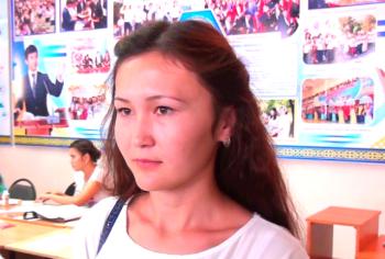 Ақшолпан Тасболатова