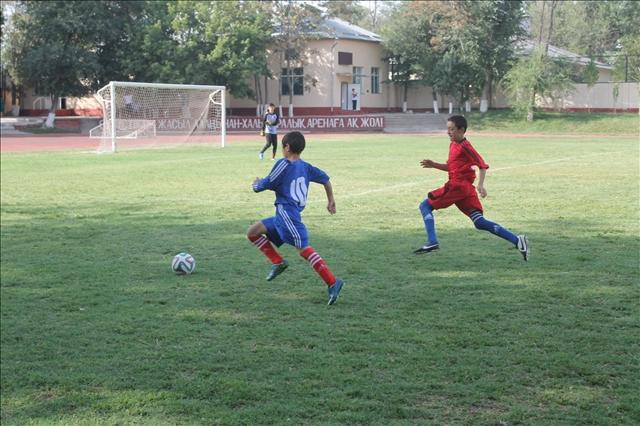 Құрал Ордабаевтың турнирі кішкентай футболшылар үшін үлкен спортқа алғашқы баспалдақ