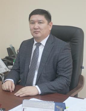 Ербол САДЫР, ОҚО әкімінің орынбасары