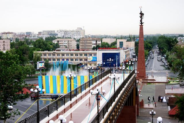 «Ордабасы» алаңы, 2014 жыл