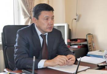Берік БЕКЖАНОВ, ҚР Мемлекеттік қызмет істері агенттігінің ОҚО бойынша департамент басшысы