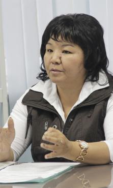 Марина ЖАҢАБАЕВА, облыстық білім басқармасының бас маманы