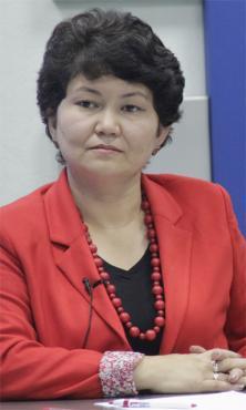 Жәмила МАМЫРӘЛІ, журналист