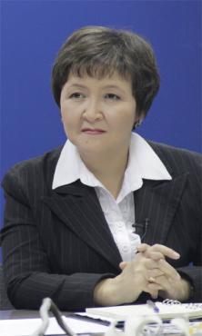 Зәуре ОРАЛБАЕВА, тележурналист