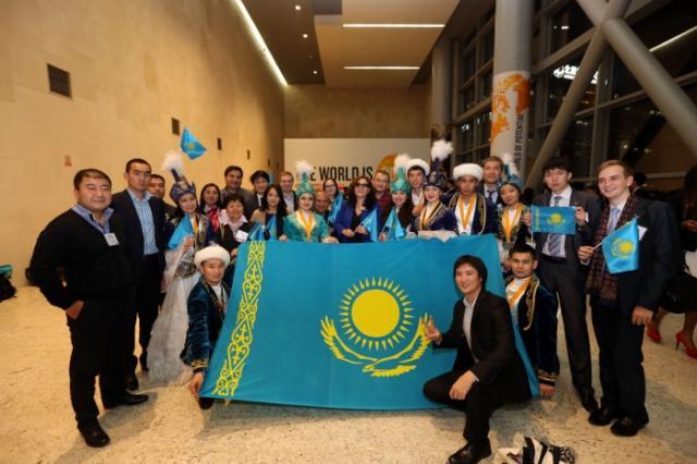 Студенттер арасындағы Халықаралық бизнес-жобалар сайысының нәтижелері Enactus World Cup 2014