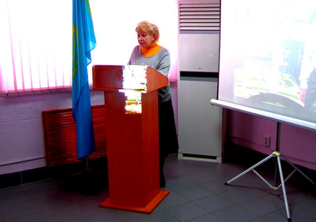 Ұстаздар Н.Назарбаевтың өмірі турасында баяндамалар оқыды
