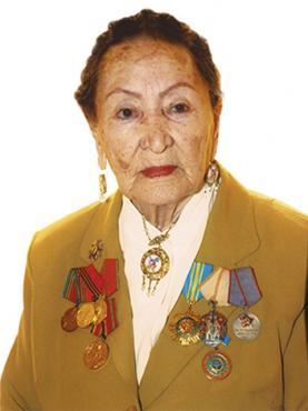 Айша Абдуллина,  Қазақстанның Халық әртісі
