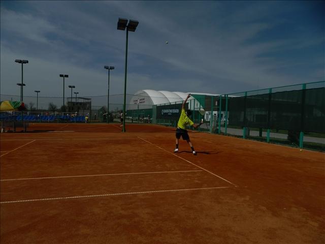 Жарыста өзбекстандық теннисшілер басымдылық танытуда