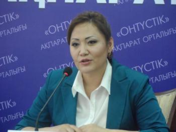 Айгүл Қапбарова,  ҚР Журналистер одағы  ОҚО филиалының төрайымы