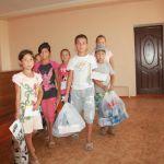 «Мектепке жол» акциясы аудандарда жалғасуда