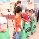 Қайнарбұлақ орта мектебінің оқушылары сыйлық алды