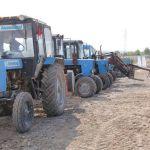 ОҚО-да 14 машина-трактор станциясы құрылды