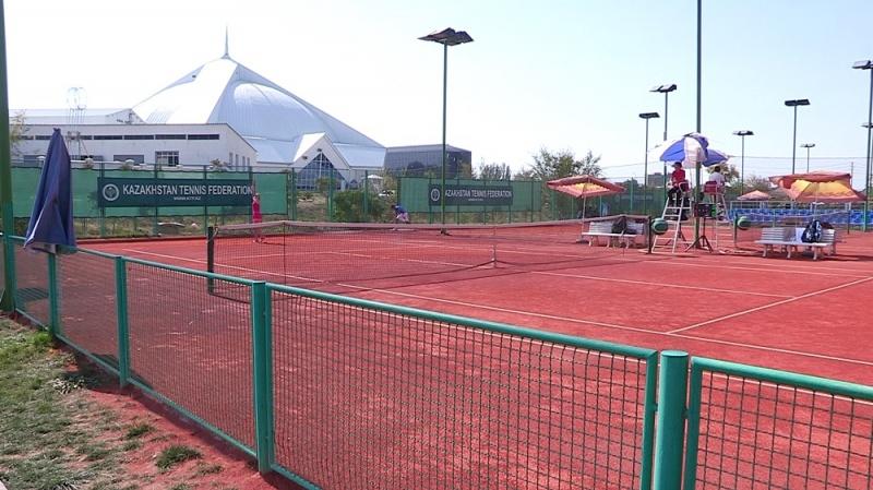теннис корты