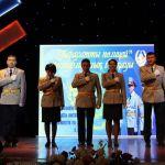 «Парасатты полицей» конкурсы өтіп жатыр