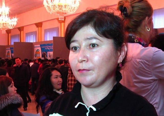 Нәбира Мұхамадаминова