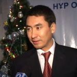 Арман Жетпісбай — «Қазатомөнеркәсіп» АҚ басқарушы директоры