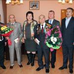Ардагерлер министрдің медалімен марапатталды