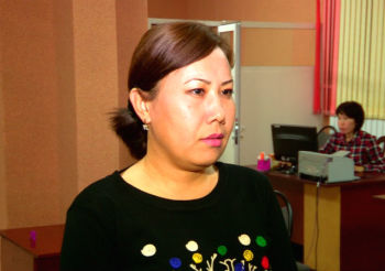 Раушан Мақымова