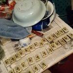 Есірткіні сіріңке қорабына жасырған…