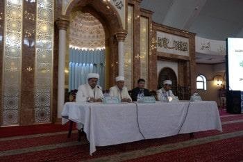 Қазақстанның бас мүфтиі Оңтүстікте дәріс оқыды