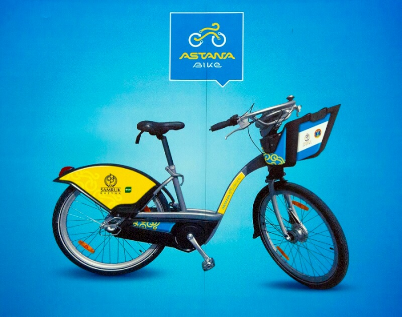 """Shymkent Bike"" велостансасы"